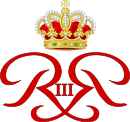 Royal Monogram of Prince Rainier III of Monaco