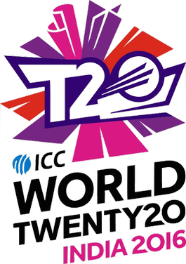 2016 ICC Twenty20 World Cup Logo