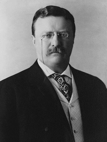 Theodore Roosevelt - 26th President of United States of America