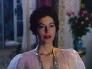 Screenshot of Ava Gardner from the trailer for...
