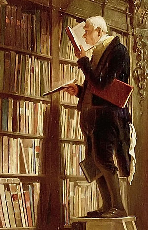 The Bookworm,