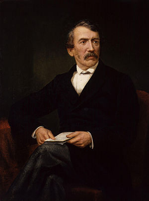 David Livingstone, by Frederick Havill