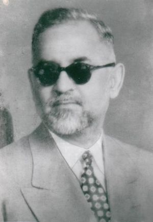 Zakir Hussain (politician)