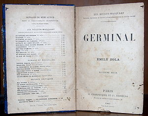 This is image from old book GERMINAL (original...
