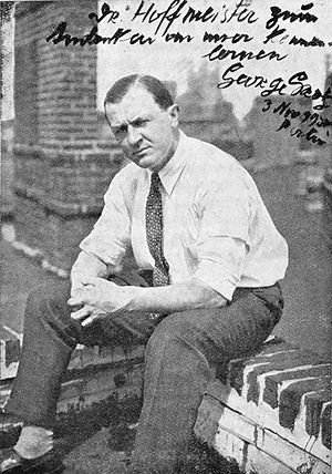 George Grosz, Berlin, 1930