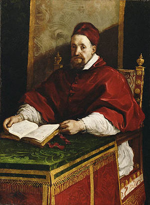 New Pope Gregory XV