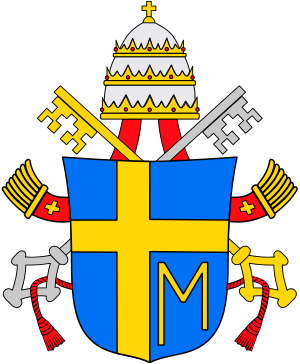 Pope John Paul II's coat of arms