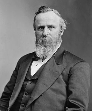 Rutherford B. Hayes - 19th President of the United States