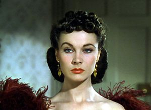 Cropped screenshot of Vivien Leigh