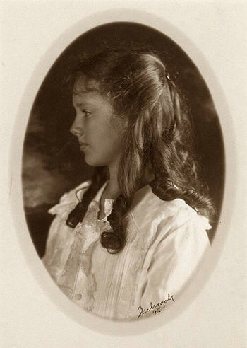Portrait of Anne Morrow Lindbergh