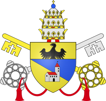 Pope Benedict XV's Coat of Arms