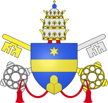 Pope Clement XI's Coat of Arms