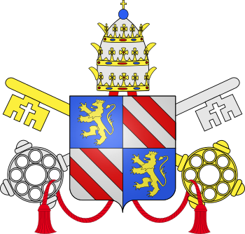 Pope Pius IX's Coat of Arms