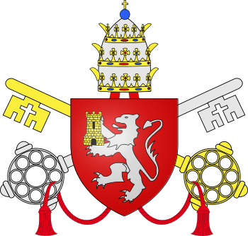 Pope Pius VIII's Coat of Arms
