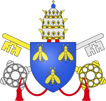 Pope Urban VIII's Coat of Arms
