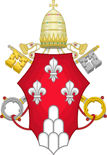 Pope Paul VI's coat of arms