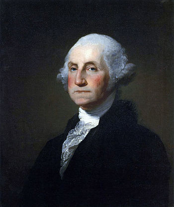 George Washington - First President of the United States of America