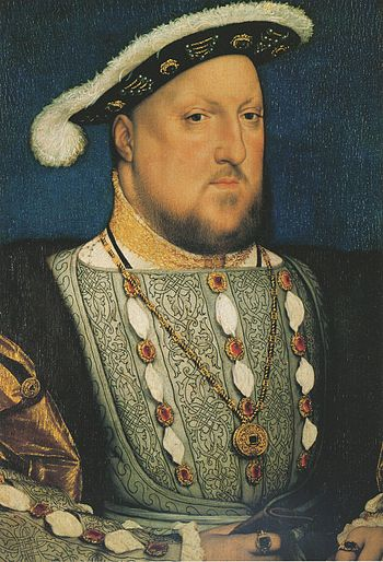 Portrait of Henry VIII
