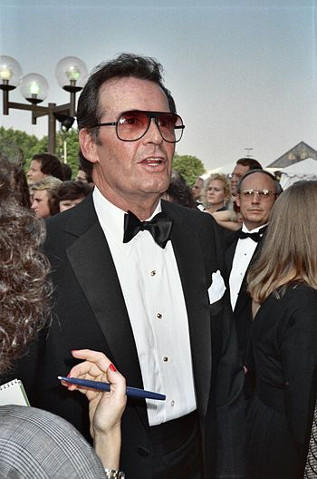 James Garner at the 39th Emmy Awards - Sept. 1987
