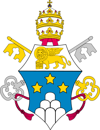 Pope John Paul I Coat of Arms