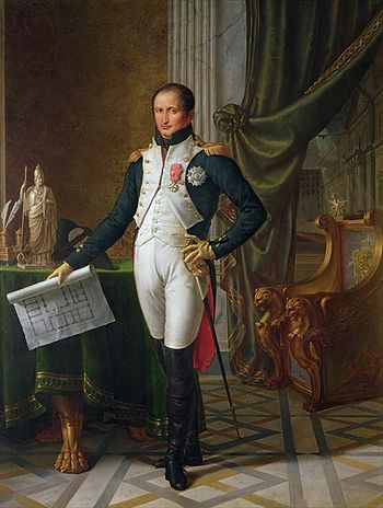 Portrait of Joseph Bonaparte