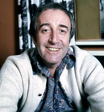 British actor Peter Sellers