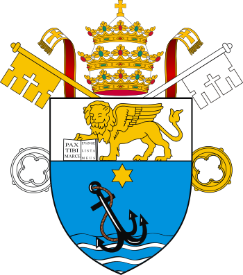 Pope Pius X's Coat of Arms