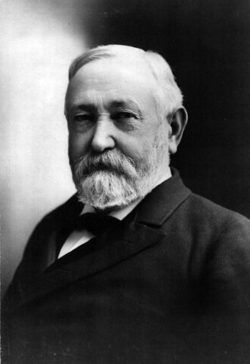 Benjamin Harrison - 23rd President of the United States