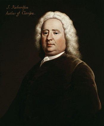 Samuel Richardson, by Joseph Highmore