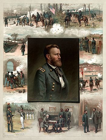 Ulysses S. Grant Collage