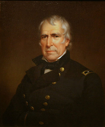 Zachary Taylor - 12th President of USA