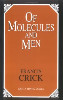 "Cover of ""Of Molecules and Men"""