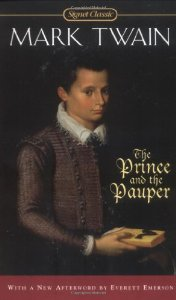 "Cover of ""The Prince and the Pauper"""