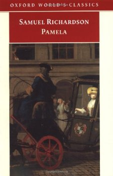 "Cover of ""Pamela: Or Virtue Rewarded (Oxf..."