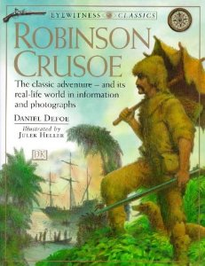 "Cover of ""Robinson Crusoe"