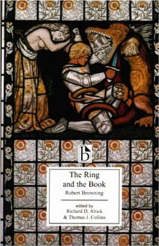 "Cover of ""The Ring and the Book"""
