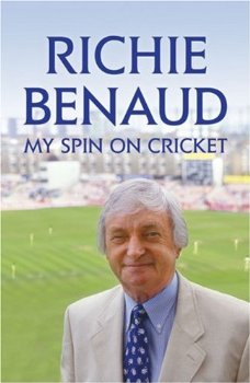"Cover of ""My Spin on Cricket"""