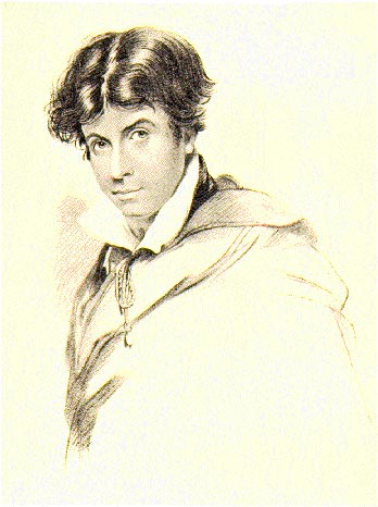 Leigh Hunt, an English essayist and poet