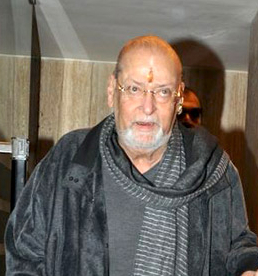 English: Cropped image of Shammi Kapoor attend...
